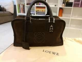 Limited Edition LOEWE Suede handbag