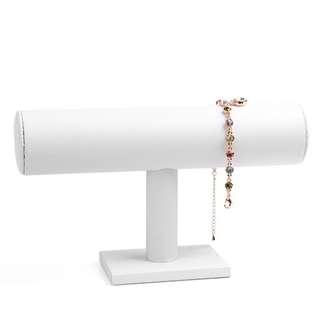 白色珠寶首飾架手鐲架手鏈架髮圈架