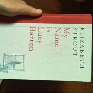 My Name Is Lucy Barton (Amgash #1) by Elizabeth Strout