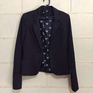 Original H&M Black Blazer for Women