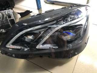 Mercedes E-class Facelift Ori Headlamp