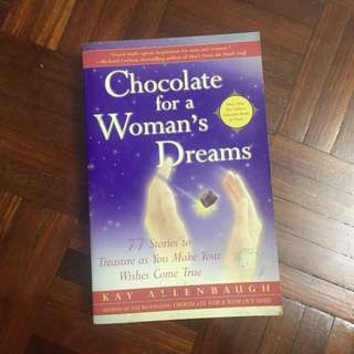 Chocolate for a woman's dream