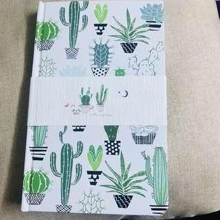 2018 Planner Cactus
