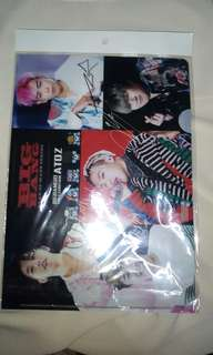 Bigbang School Folder