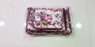 Cosmetic Bag (3 Sizes)