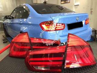 BMW 3 series rear lamp