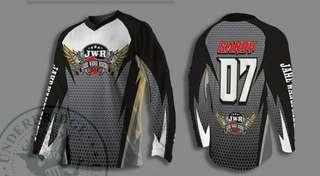 Jersey custom desain suka suka fullprint