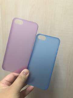 $15兩個 iPhone 5/ 5s/ SE 全新手機殼 case