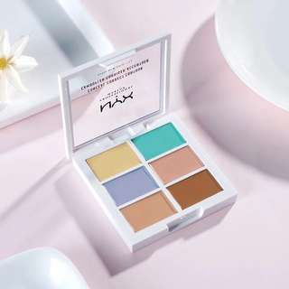 ✨INSTOCK!NYX Color Correcting Concealer Palette
