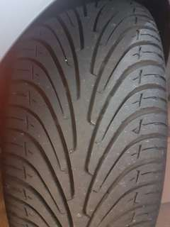 Used Performance Tyre 235/35/19 Nexen
