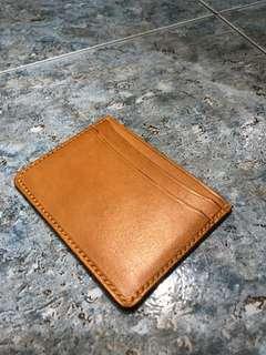 Handmade Horizontal Cardholder