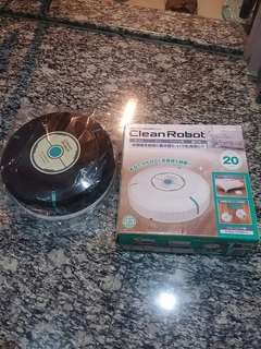 Clean Robot (Automatic floor cleaner)