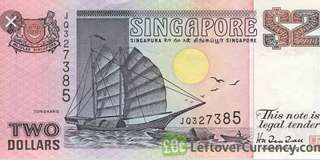 Sgd 2 Ship Note