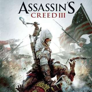 Assassin's Creed 3 PS3 Game