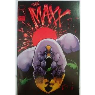 THE MAXX # 1