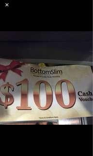70% discount off Bottomslim voucher for grab!