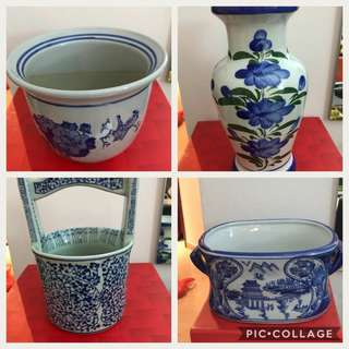 Antique Pots