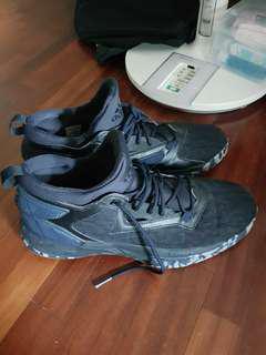 🚚 Adidas Damian Lillard - Black Camo - US 14.5 UK13.5