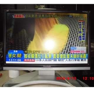ViewSonic VA1918wm 19吋LCD寬螢幕液晶顯示器
