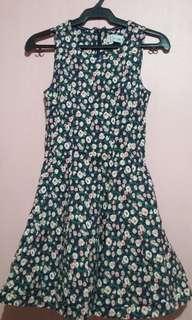 Regatta Floral Dress