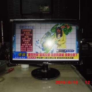 """ASUS 華碩 VS197D VS197DE螢幕 19"""" D-usb FullHD LED 19吋 18.5"""" 液晶螢幕"""