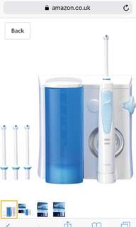 Oral-B ProfessionalCare Waterjet+ 500 MD16U - Oral Irrigator Water Floss Not waterpik