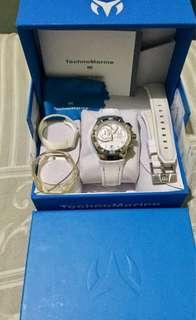 Authentic Technomarine Watch