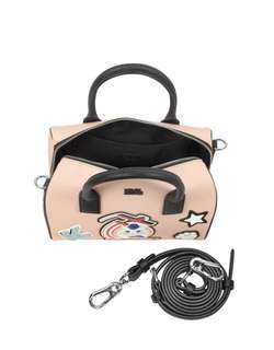 Karl Lagerfeld Women's Mini Duffle Bag