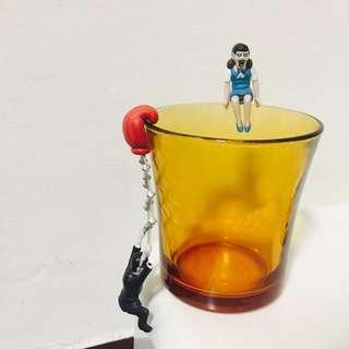 🚚 丨日本扭蛋 搖滾杯緣子丨