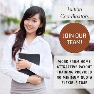 Freelance Job Offer: Tuition Coordinator