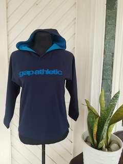 Gap Athletic Navy Blue Hoodie