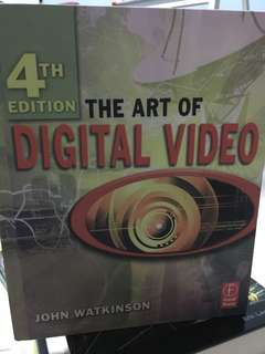 The art of digital video 4th edition