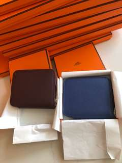 Hermes Short silk in wallet full set with copy receipt. Please pm if interested. Thanks😊