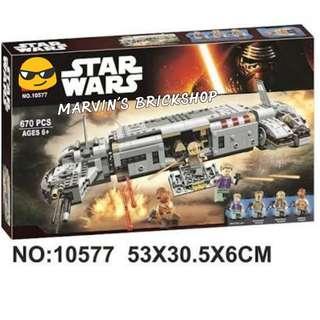 For Sale Star Wars Resistance Troop Transporter