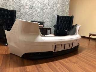 Proton Inspira original rear bumper (used)