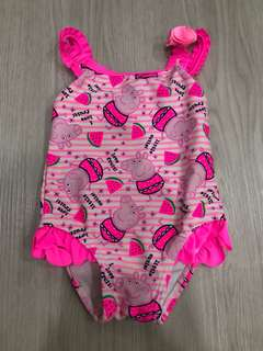 Mothercare peppa pig swimsuit