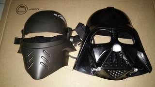 Hasbro Star Wars kid masks