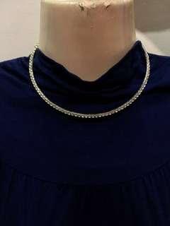Fashion jewelry diamond necklace
