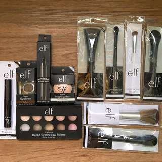 elf makeup clearance!!!!!!
