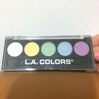 LA Colors Eyeshadow Palette (in Lush)
