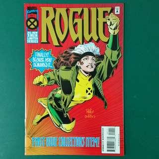 Rogue No. 1 comic
