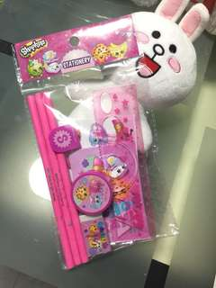 Shopkins Stationery Set B