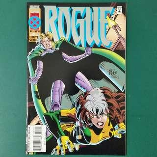 Rogue No. 3 comic