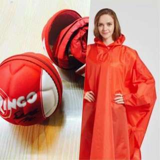 Ringo Ball Raincoat
