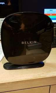 Belkin N600 N+ Wireless Router