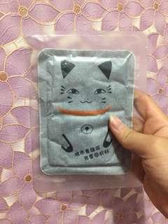 🚚 貓咪暖暖包