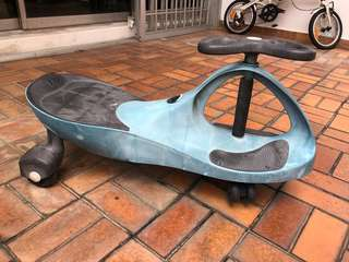 Fantastic swivel sitting scooter bought from Dubai only $50
