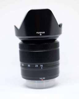 Fujifilm Fujinon XC 16-50mm f3.5 ois II