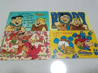 Singapore Vintage Phone Cards