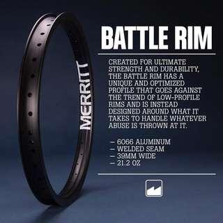 Merritt battle rim